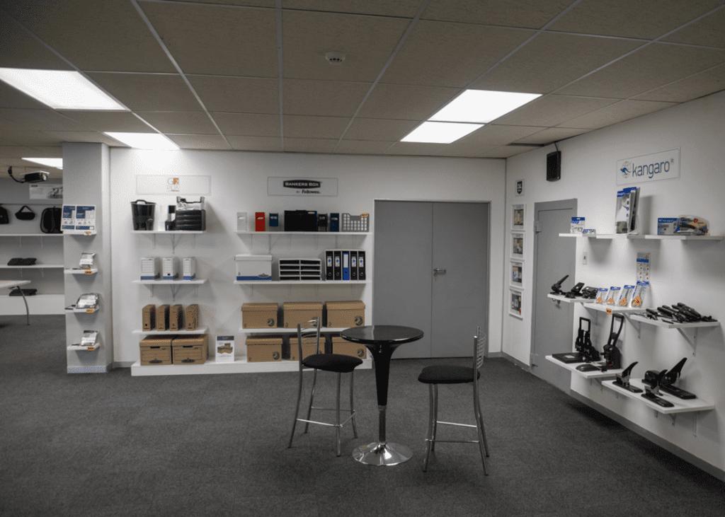 Fellowes Beswicks Office Equipment 1